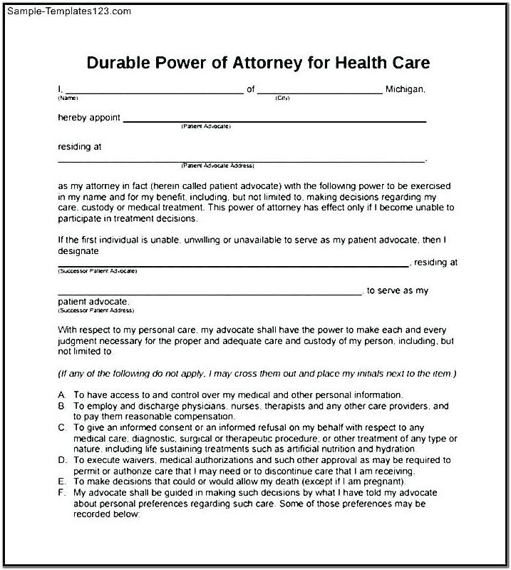 Barclays Bank Power Of Attorney Forms Templates