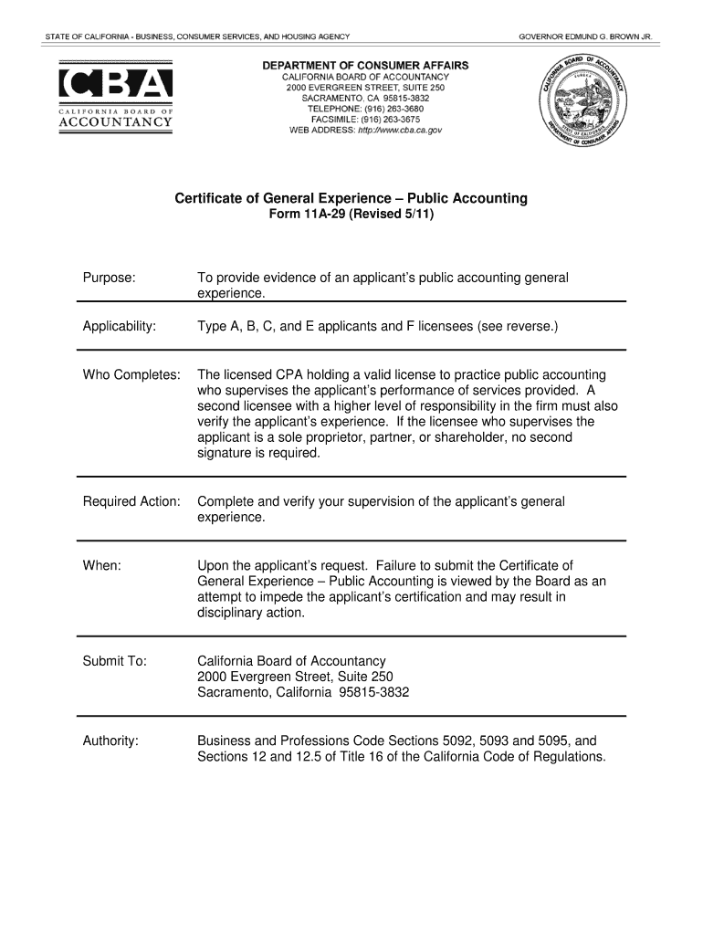 California General Durable Power Of Attorney Fillable Form
